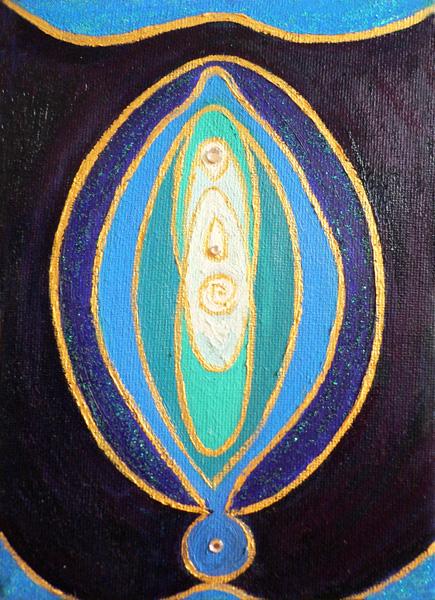 Divine Source - Blue (1)